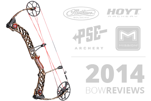 2014 Bow Manufacturer Reviews